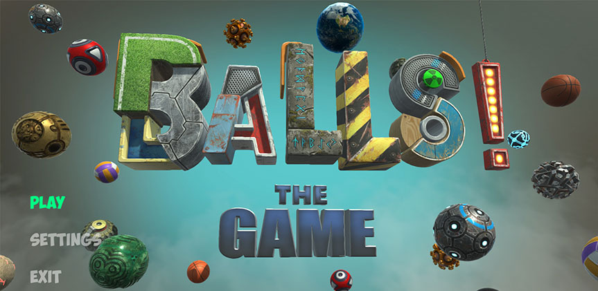 BALLS_THE-GAME